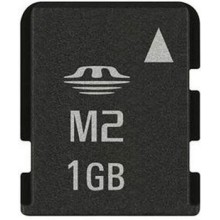CARTE MEMOIRE STICK MICRO (M2) 1Go SONY