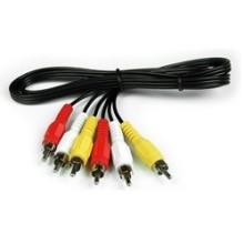 Câbles 3RCA To 3RCA 150Cm