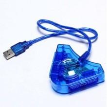 Convertisseur Play2 vers USB deux manette