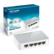 SWITCH 5 PORT 10/100 TP-LINK TL-SF1005D