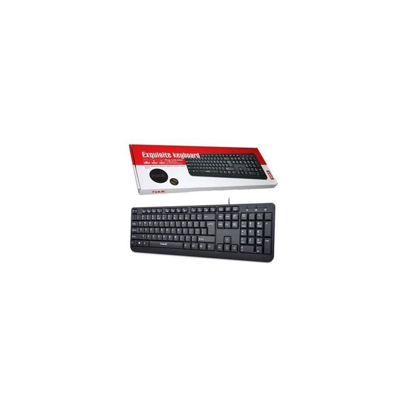CLAVIER USB  HAVIT HV-KB378 AR/FR