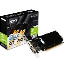 Carte Graphique MSI GT 710-2Gb - DDR3