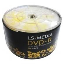 BOBINE DVD-ROM -R  LS-MEDIA