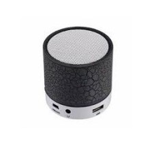Mini Haut Parleur Bluetooth & MP3 Noir