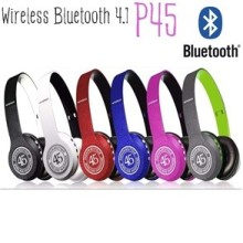 CASQUE BLUETOOTH P45-4.1