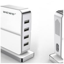 Chargeur WEWO W-005/6A 4USB