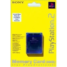 Carte mémoire PS2 8MB