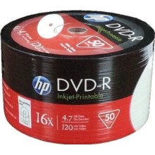 BOBINE DVD-ROM -R  HP IMPRIMABLE