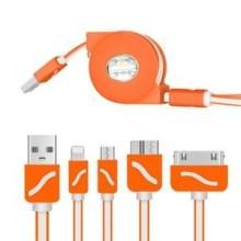 Cable 4 EN 1 POUR SMARTPHONE