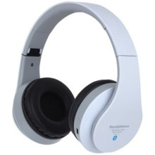 CASQUE BLUETOOTH STN-12 BLANC