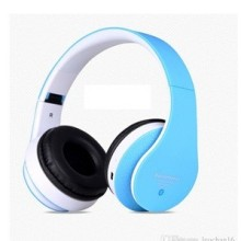 CASQUE BLUETOOTH STN-12 BLEU