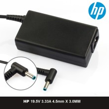 Chargeur pour HP 19.5V 3.33A 4.5mm X 3.0MM
