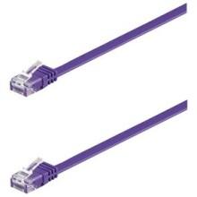 Cable Réseau Plat 1.5M UTP Cat 6