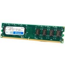 BARETTE MEMOIRE 2 Go DDR2 - PC5300/677MHz PC BUREAU