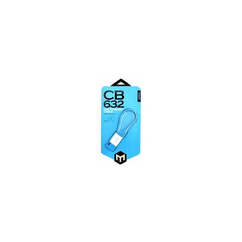 Câble Charge Bracelet Havit HV-CB632 BLEU
