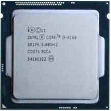 MICROPROCESSEUR CORE I3-4160 + VENTILO