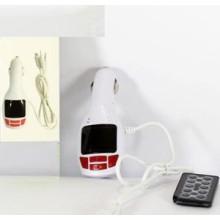 MODULE MP3-FM CM 7010 POUR VOITURE AVEC CABLE