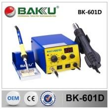 Station soudage à air chaud, rework, soudure BAKU BK-601D (pistolet + fer)