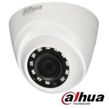 Caméra Dahua Dome 1M Plastic DH-HAC-HDW1000RP