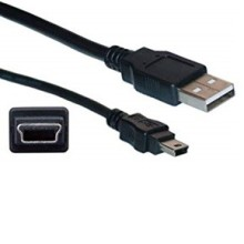 CABLE USB TO MINI USB