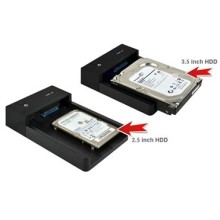 STATION D'ACCEUIL HDD 2.5''/3.5'' SATA+PORT USB3.0