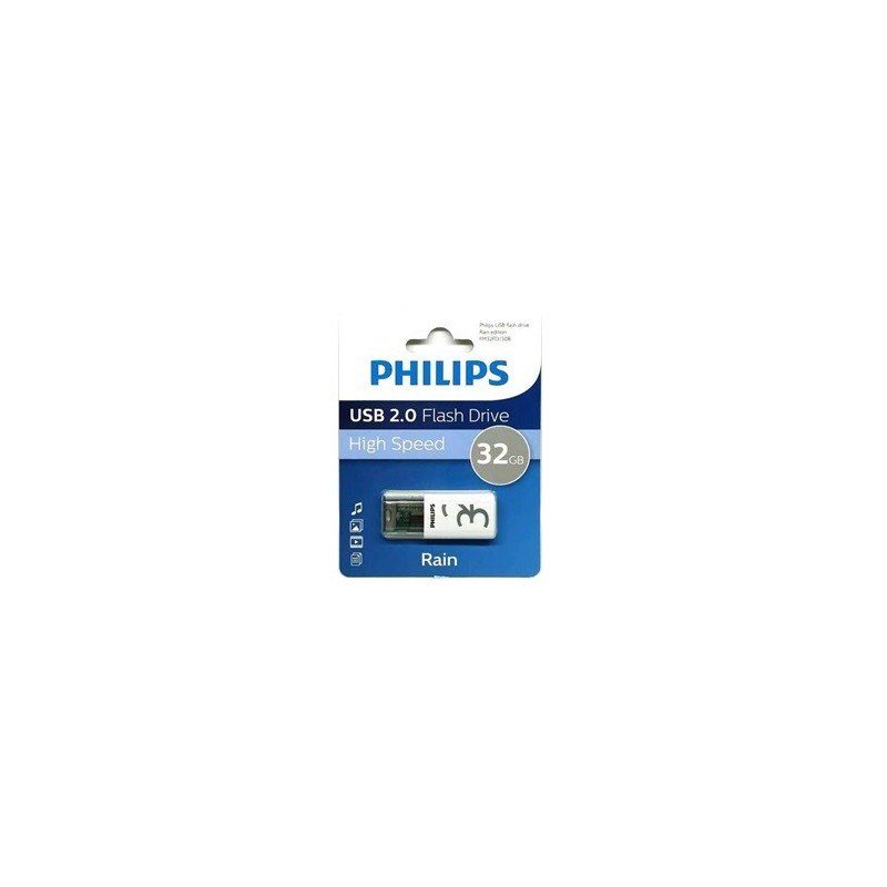 FLASH DISK 32G USB 2.0 PHILIPS