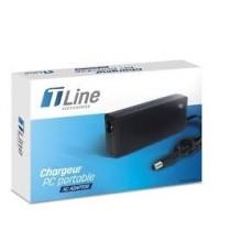 Chargeur Tline  Pour PC portable Dell 19.5v 4.62A 7.4*5.0mm+cable