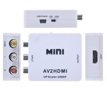 CONVERTISSEUR AV2 TO HDMI