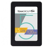 Disque Dur Interne TEAM GROUP L5 LITE 120 Go SSD 2.5""