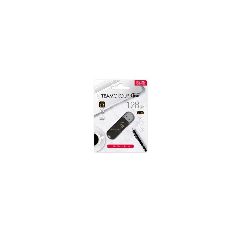 FLASH DISK TEAMGROUP C183-128GO USB 3.1