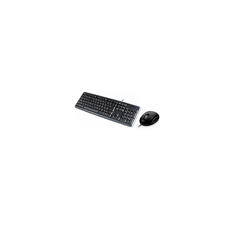 COMBO CLAVIER+SOURIS USB MACRO