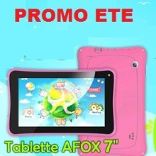 Tablette Afox Kids Rose