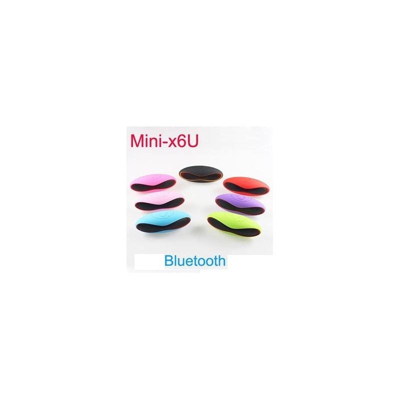 HAUT PARLEUR BLUETOOTH MINI-X6U