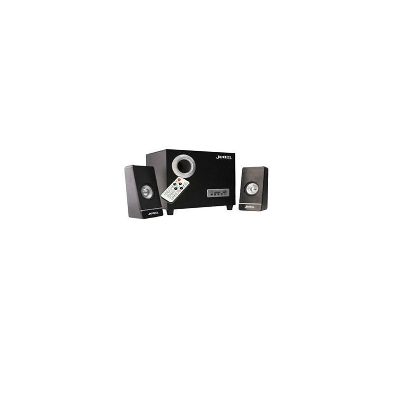 Haut Parleur 2.1 MicroSD + USB réf JNS228