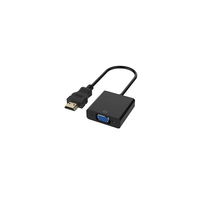 ADAPTATEUR HDMI TO VGA