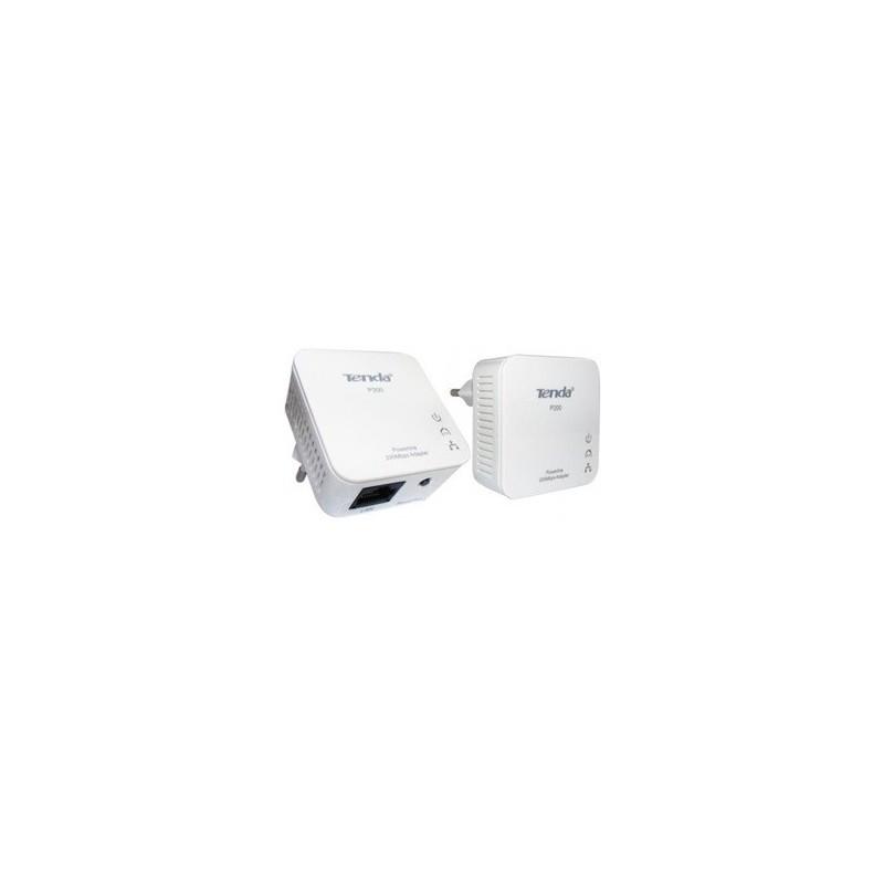 CPL Tenda P200 Power Line Mini Adapter Kit