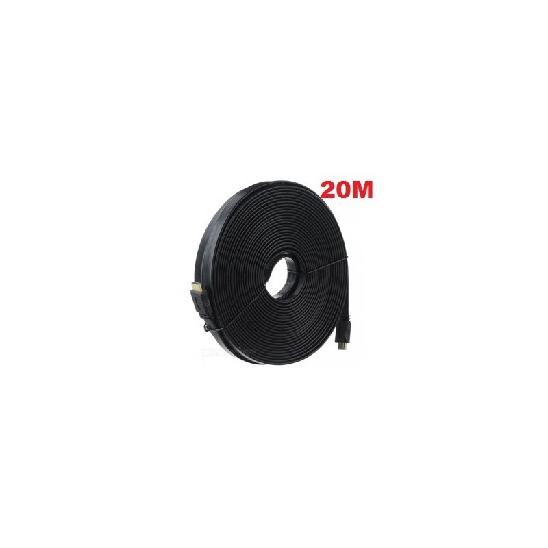 CABLE HDMI 20M PLAT