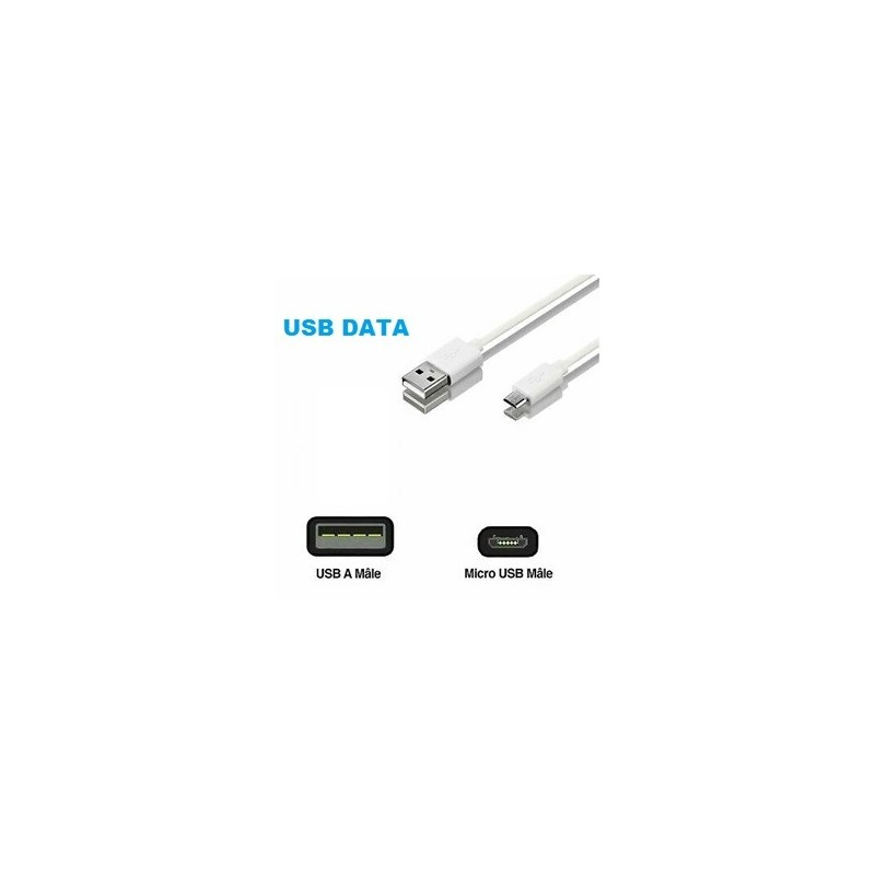 Cable charge USB Data Tiger TB-A00X