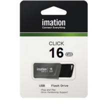 FLASH DISK 16GB IMATION USB2,0 CLICK