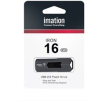 FLASH DISK 16GB IMATION USB2,0 IRON