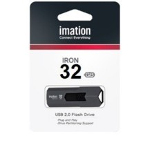 FLASH DISK 32GB IMATION USB2,0 IRON
