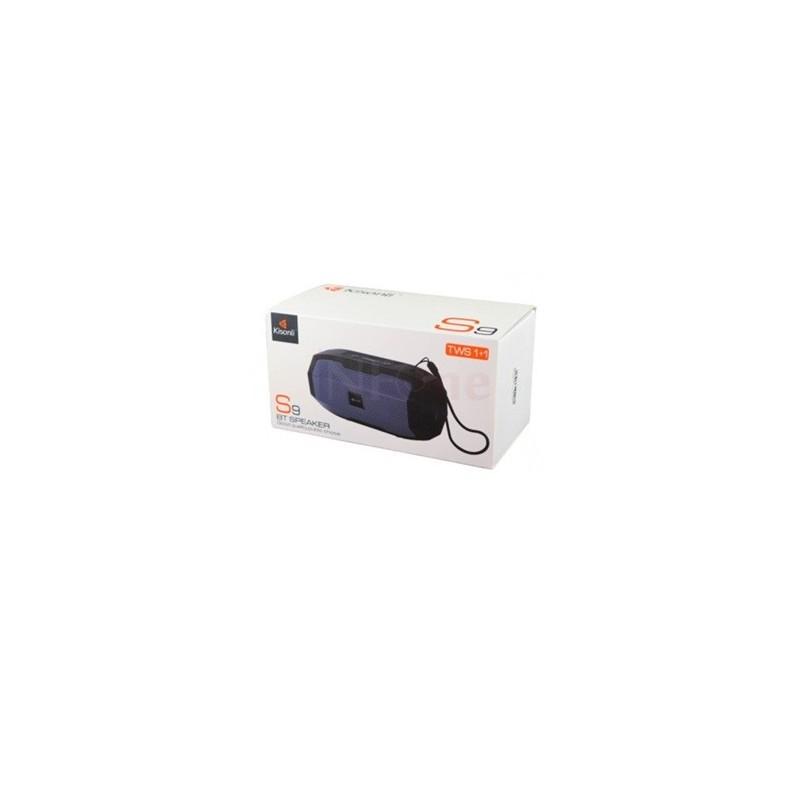 Haut-Parleur Bluetooth KISONLI S9