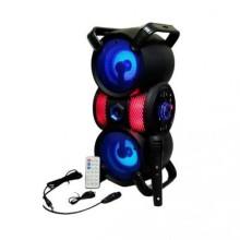 Haut parleur Bluetooth-ZQS 4229 avec Microphone Karaoké