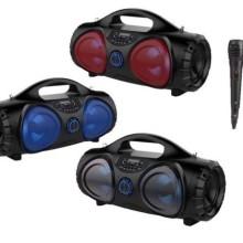 Haut parleur Bluetooth-ZQS 4215 avec Microphone Karaoké