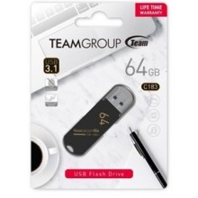 FLASH DISK TEAMGROUP C183-64GO USB 3.1