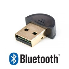 Mini adaptateur USB Bluetooth 2.0 Dual Mode CSR Dongle sans fil EDR pour PC bureau ou PC portable