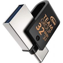 CLÉ USB OTG TYPE C 32Go TEAMGROUP M181 USB 3.1